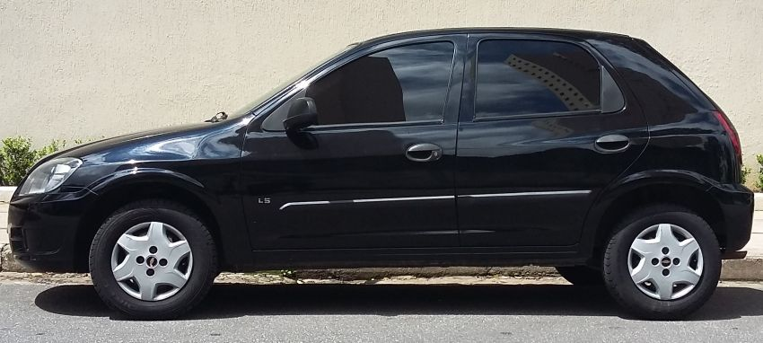 Chevrolet Celta Life 1.0 VHC (Flex)4p - Foto #9