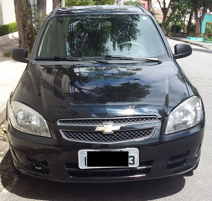 Chevrolet Celta Life 1.0 VHC (Flex)4p - Foto #10