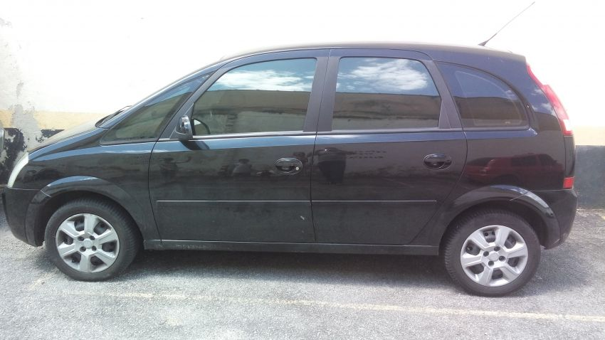 Chevrolet Meriva 1.8 16V - Foto #1