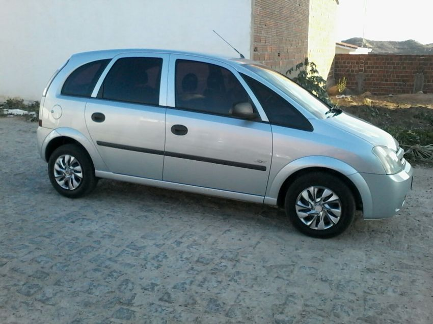 Chevrolet Meriva Joy 1.4 (Flex) - Foto #10