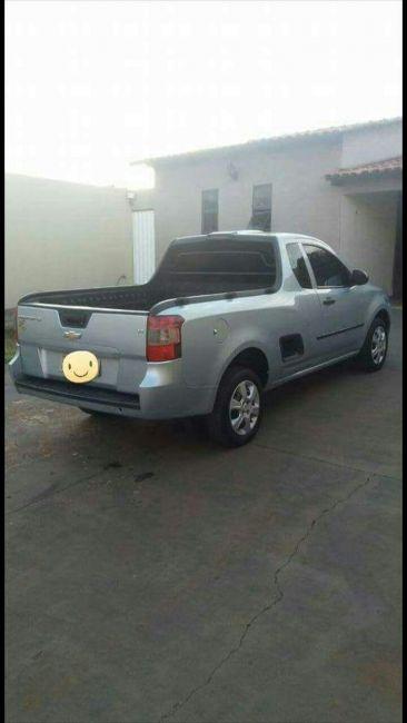 Chevrolet Montana LS 1.4 EconoFlex - Foto #2