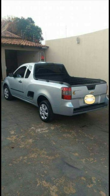 Chevrolet Montana LS 1.4 EconoFlex - Foto #7