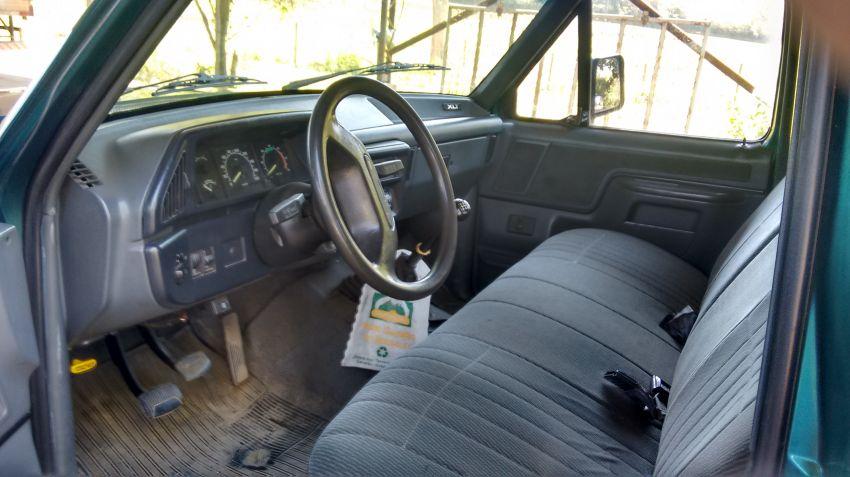 Ford F1000 XLT Super Cab 4x2 4.9 i (Cab Estendida) - Foto #5