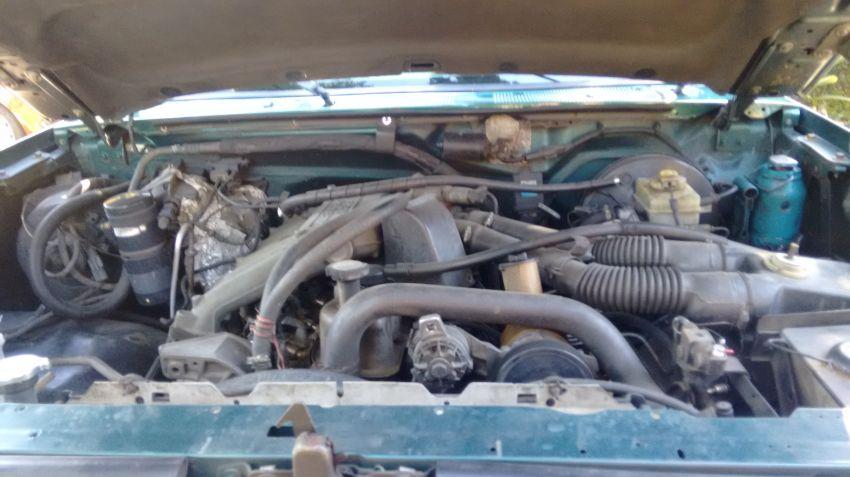Ford F1000 XLT Super Cab 4x2 4.9 i (Cab Estendida) - Foto #8