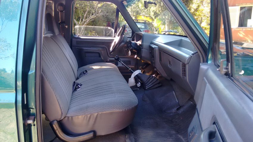 Ford F1000 XLT Super Cab 4x2 4.9 i (Cab Estendida) - Foto #9