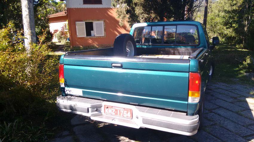 Ford F1000 XLT Super Cab 4x2 4.9 i (Cab Estendida) - Foto #10