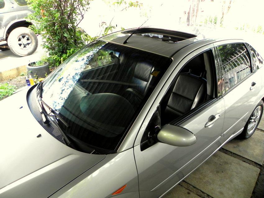Ford Focus Sedan Ghia 2.0 16V (Aut) - Foto #7