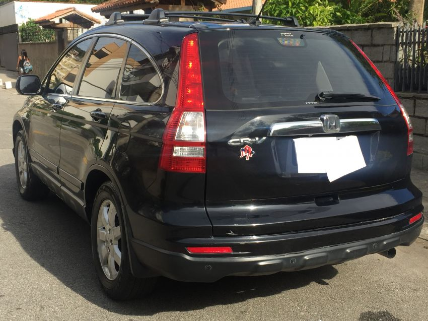 Honda CR-V 2.0 16V 4X2 LX (aut) - Foto #4