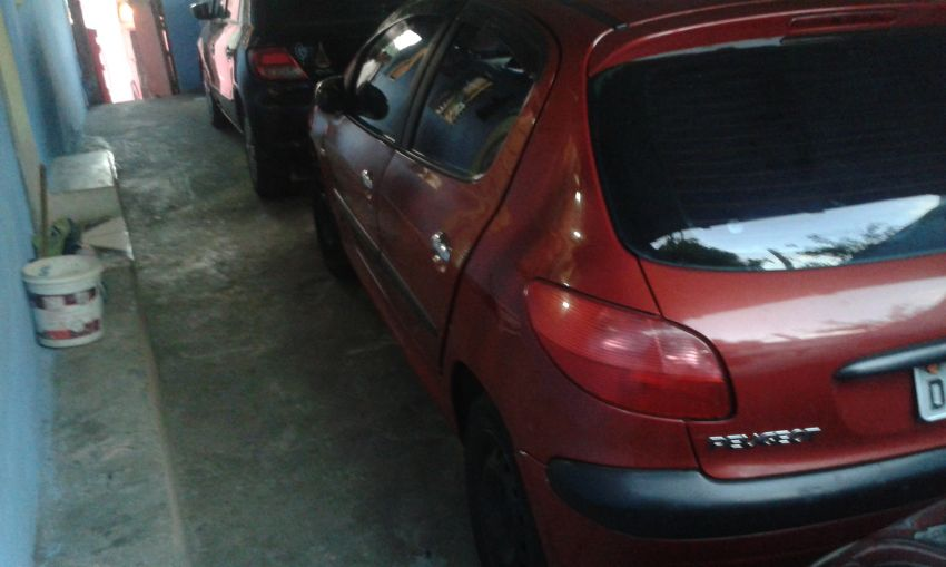 Peugeot 206 Hatch. Selection 1.0 16V - Foto #2