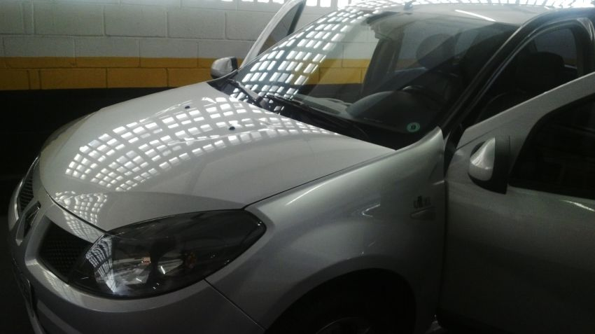 Renault Sandero Vibe 1.6 8V Hi-Torque (flex) - Foto #3