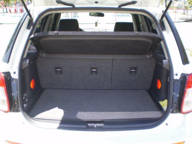 Suzuki SX4 2.0 16V (aut.) - Foto #5