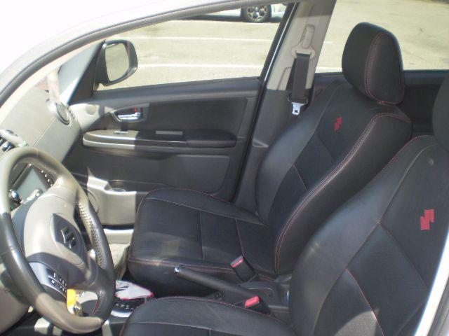 Suzuki SX4 2.0 16V (aut.) - Foto #7