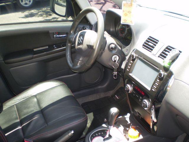 Suzuki SX4 2.0 16V (aut.) - Foto #9