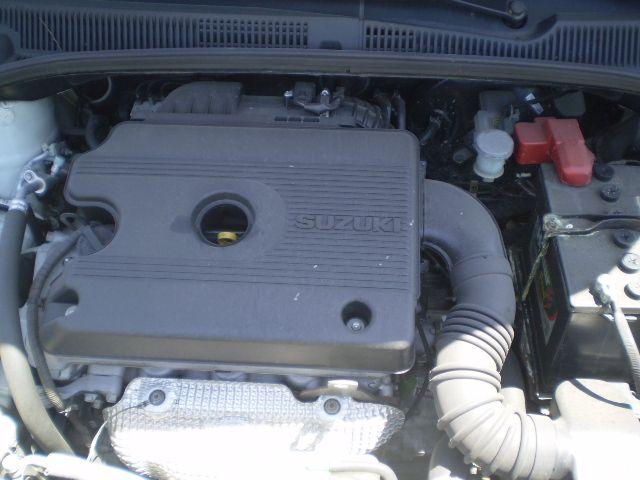 Suzuki SX4 2.0 16V (aut.) - Foto #10