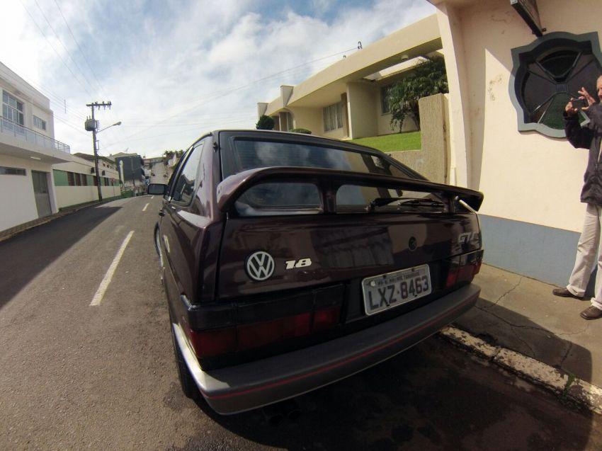 Volkswagen Gol GTS 1.8 - Foto #5