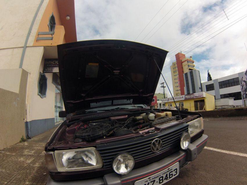 Volkswagen Gol GTS 1.8 - Foto #6