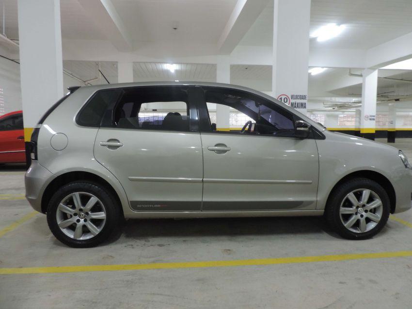 Volkswagen Polo Hatch. Sportline 1.6 8V (Flex) - Foto #4