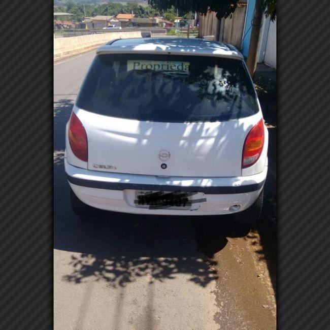 Chevrolet Celta 1.0 VHC 2p - Foto #3
