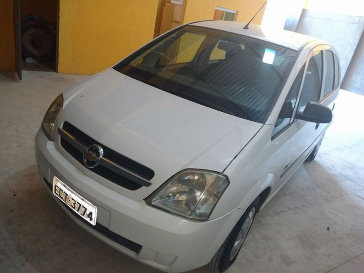 Chevrolet Meriva Joy 1.8 (Flex) - Foto #1