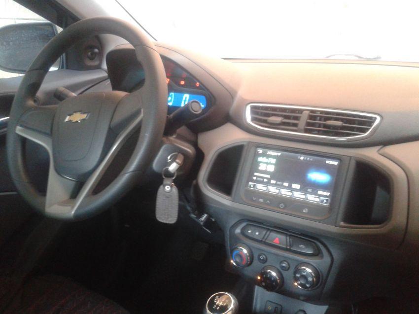 Chevrolet Prisma 1.4 SPE/4 LT - Foto #8