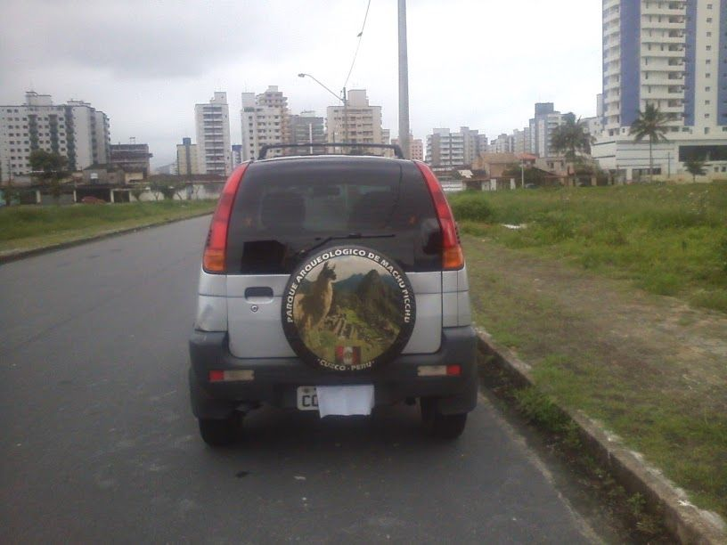 Daihatsu Terios SX 4x4 1.3 16V - Foto #8