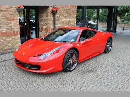 Ferrari 458 4.5 V8 Italia - Foto #1