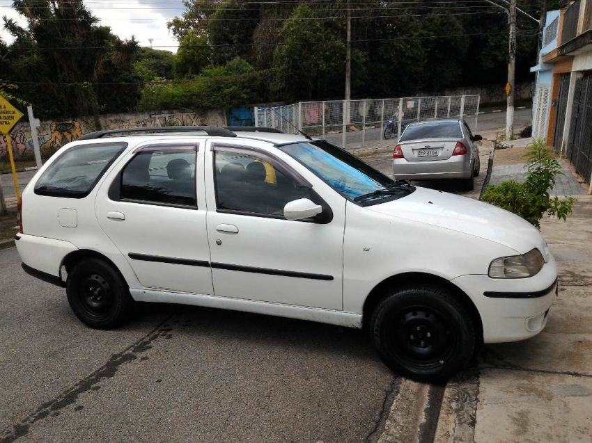 Fiat Palio Weekend Stile 1.8 8V - Foto #1