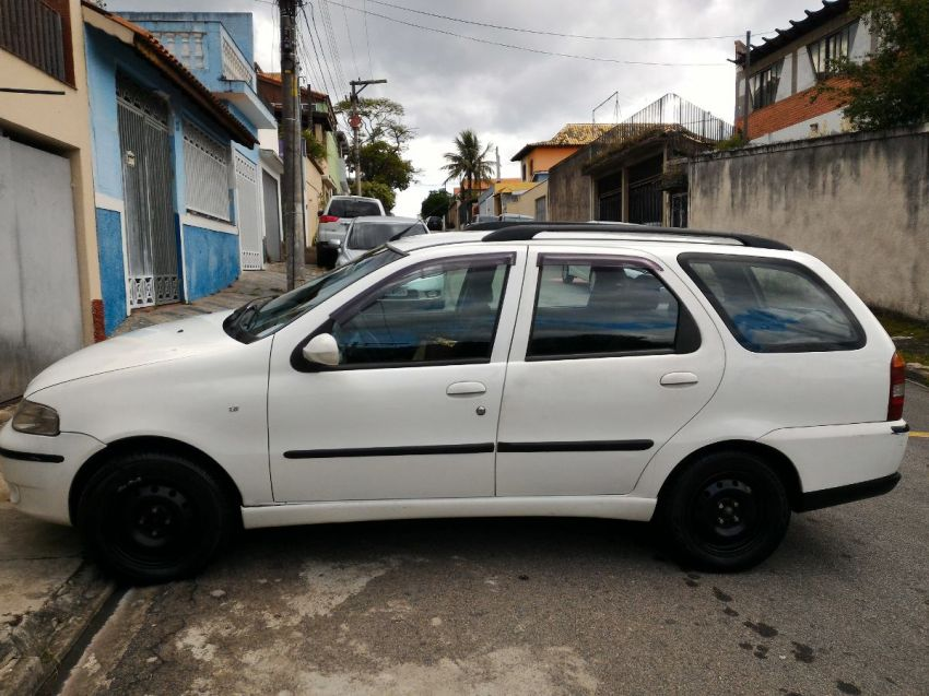 Fiat Palio Weekend Stile 1.8 8V - Foto #8