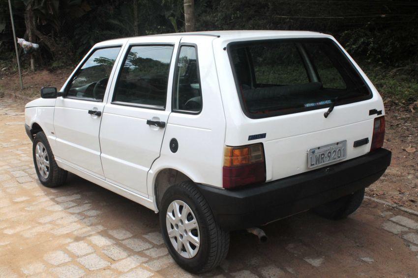 Fiat Uno Mille ELX 1.0 4p - Foto #2