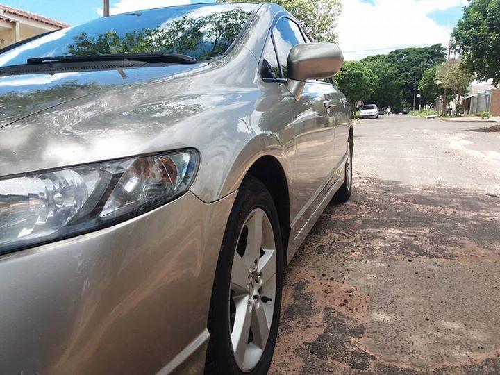 Honda New Civic LXS 1.8 (aut) - Foto #5
