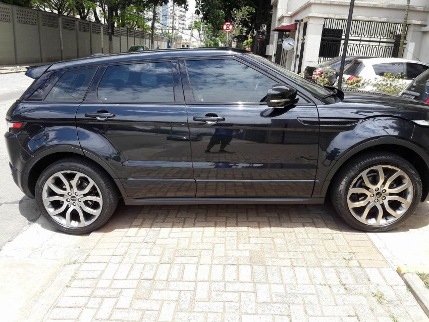 Land Rover Range Rover Evoque 2.0 Si4 Dynamic Tech Pack - Foto #2