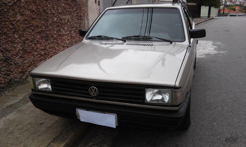 Volkswagen Gol 1.6 8V (Álcool) 2p - Foto #1