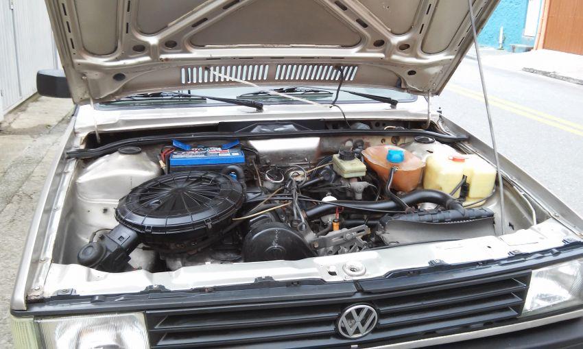 Volkswagen Gol 1.6 8V (Álcool) 2p - Foto #6