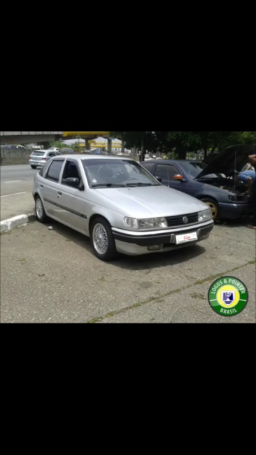 Volkswagen Pointer GLi 1.8 - Foto #1