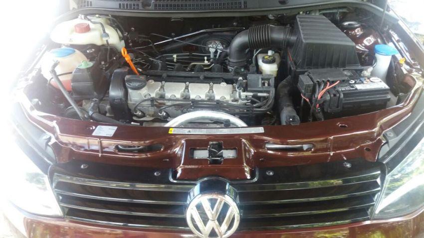 Volkswagen Voyage 1.6 VHT Evidence I-Motion (Flex) - Foto #1