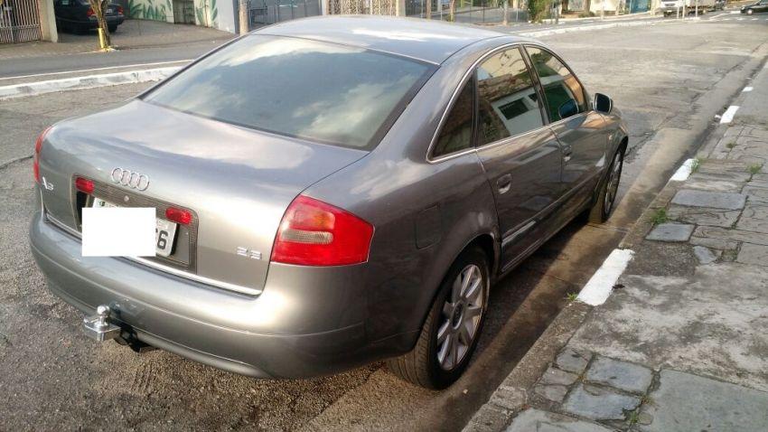 Audi A6 2.8 V6 30V (tiptronic) - Foto #6