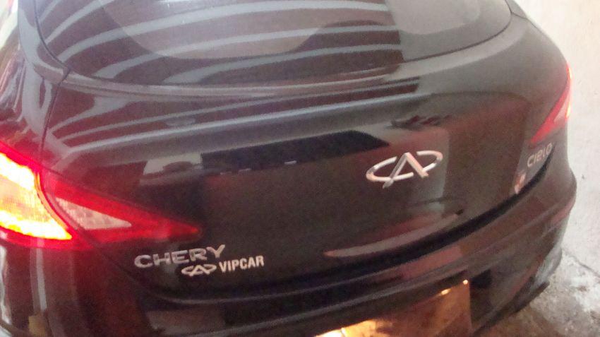 Chery Cielo Hatch 1.6 16V - Foto #9