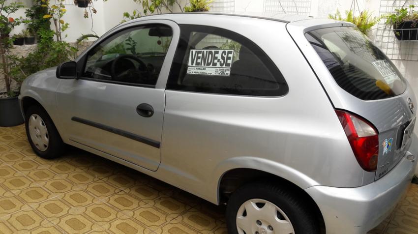 Chevrolet Celta Life 1.0 VHCE (Flex) 2p - Foto #1