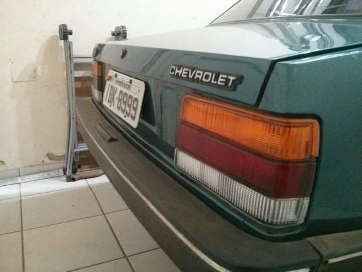Chevrolet Chevette Sedan L 1.6 S - Foto #3