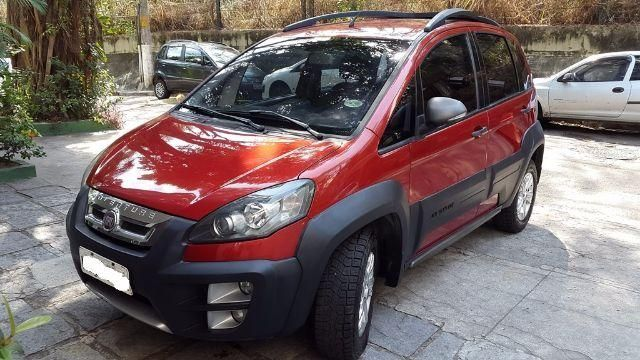 Fiat Idea Adventure 1.8 (Flex) - Foto #3