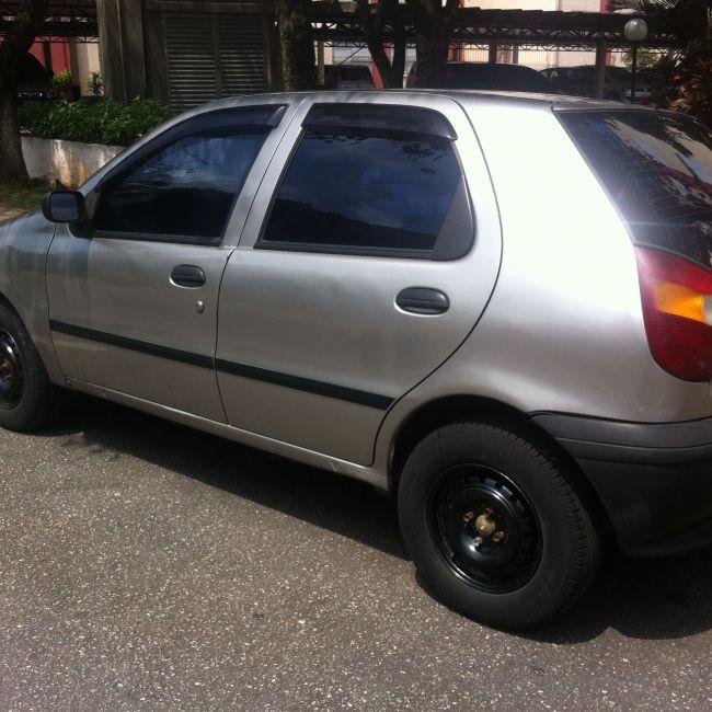 Fiat Palio ED 1.0 MPi - Foto #3