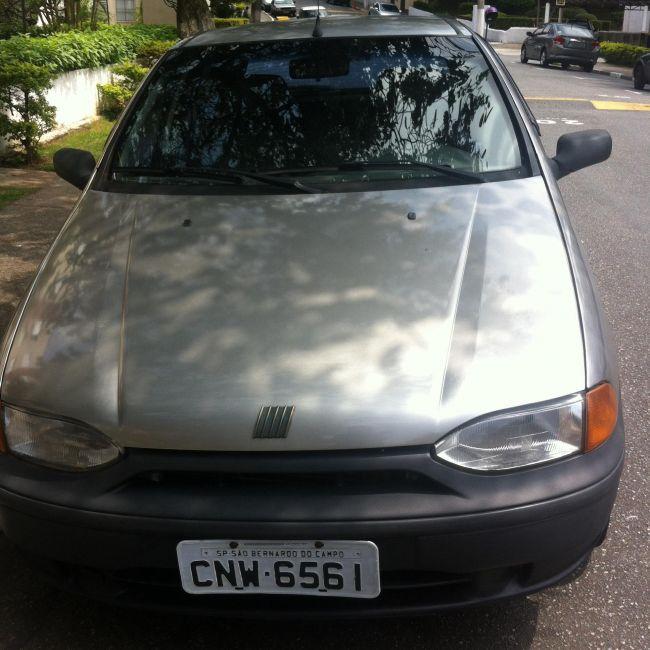 Fiat Palio ED 1.0 MPi - Foto #5