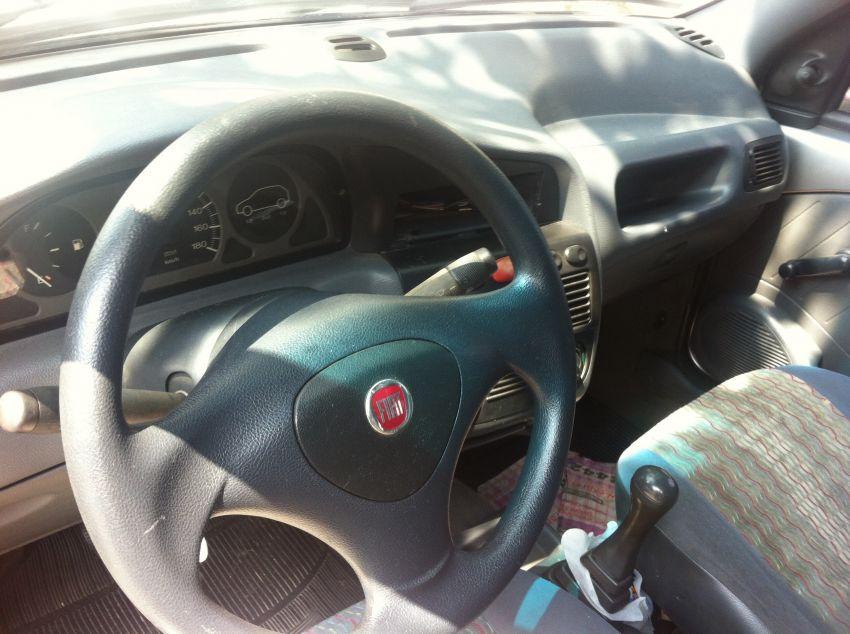 Fiat Palio ED 1.0 MPi - Foto #6