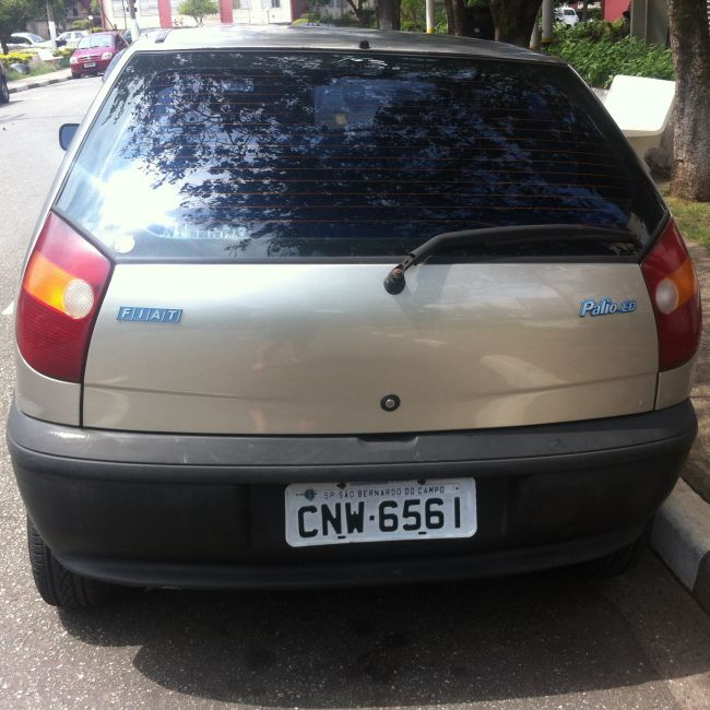 Fiat Palio ED 1.0 MPi - Foto #8