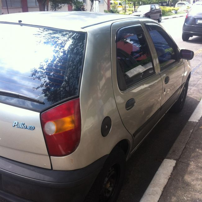Fiat Palio ED 1.0 MPi - Foto #9