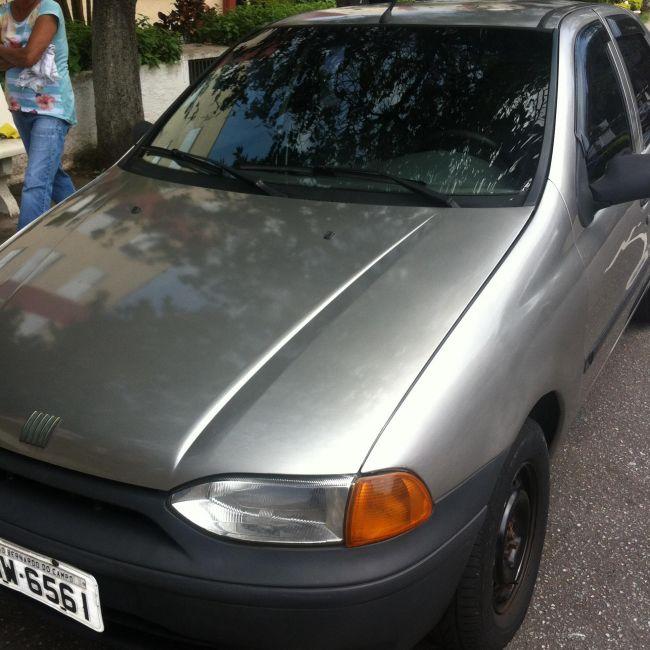 Fiat Palio ED 1.0 MPi - Foto #10