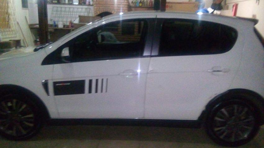 Fiat Palio Sporting 1.6 16V (Flex) - Foto #6