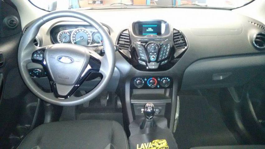 Ford Ka Sedan SEL 1.5 16v (Flex) - Foto #1