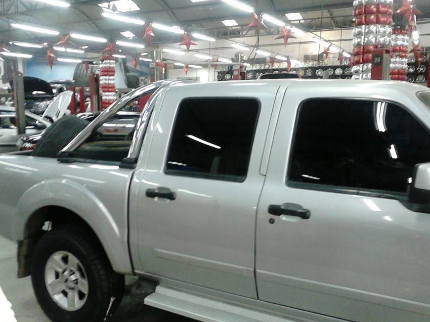 Ford Ranger Limited 4x2 2.3 16V (Cab Dupla) - Foto #4
