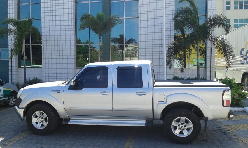 Ford Ranger Limited 4x2 2.3 16V (Cab Dupla) - Foto #5